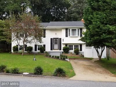 Annapolis Single Family Home For Sale: 1179 Green Holly Drive