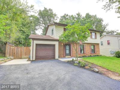 Crofton Single Family Home For Sale: 1735 Linkwood Lane