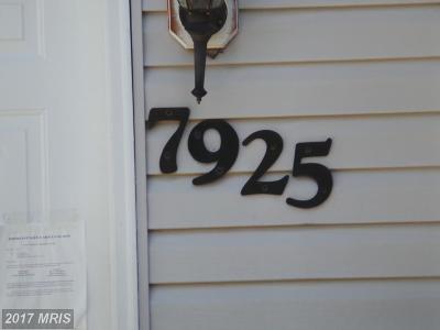 Anne Arundel Single Family Home For Sale: 7925 Main Street