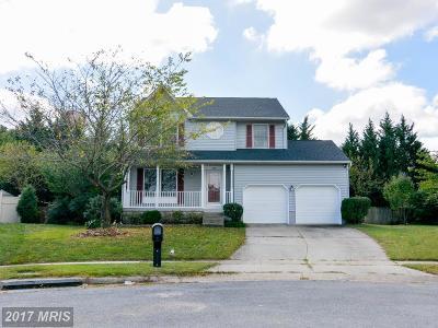 Glen Burnie Single Family Home For Sale: 605 Rumford Court