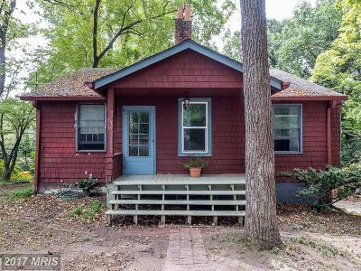 Arnold Single Family Home For Sale: 1516 Briarcliff Road