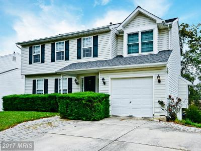 Odenton Single Family Home For Sale: 1310 Saran Court