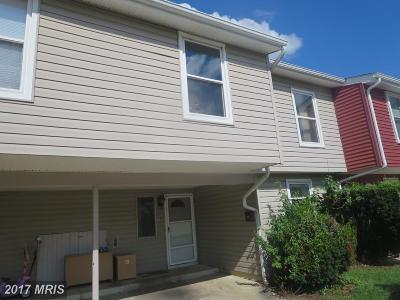 Annapolis Townhouse For Sale: 603 Greenbriar Lane