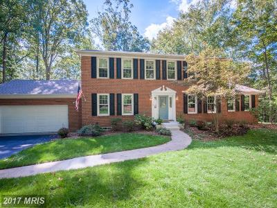 Crownsville Single Family Home For Sale: 607 Woodsmans Way