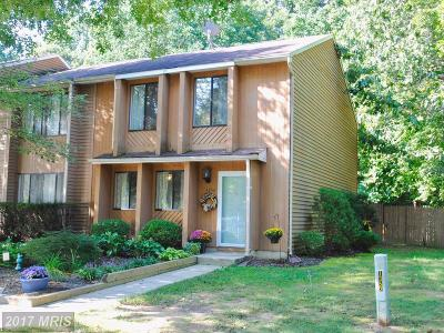 Annapolis Condo For Sale: 1352 Almond Drive