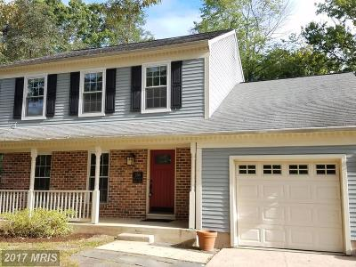 Severna Park Single Family Home For Sale: 256 Lower Magothy Beach Road