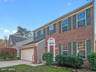 Odenton Single Family Home For Sale: 8816 Country Oak Drive