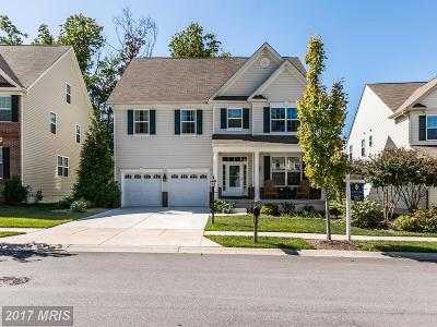 Glen Burnie Single Family Home For Sale: 7812 Stonebriar Drive