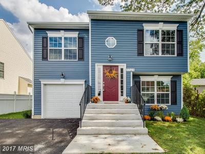 Pasadena MD Single Family Home For Sale: $329,900