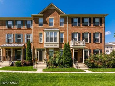 Odenton Townhouse For Sale: 2615 Sour Dock Drive