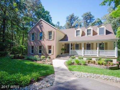 Pasadena Single Family Home For Sale: 1449 Tar Point Road