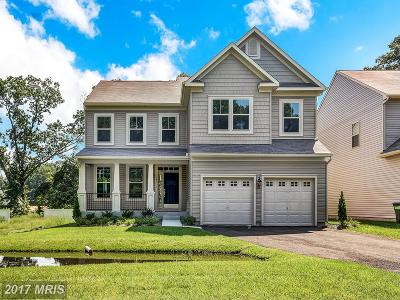 Anne Arundel Single Family Home For Sale: 587 Donaldson Avenue