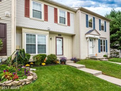 Glen Burnie Townhouse For Sale: 8173 Turn Loop Road