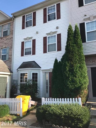 Odenton Townhouse For Sale: 311 3 Sirens Court