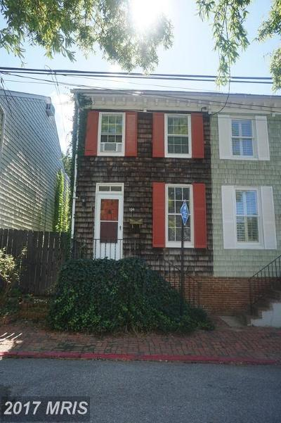 Annapolis Condo For Sale: 104 Charles Street