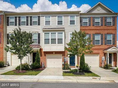 Severn Townhouse For Sale: 7723 Sentry Terrace