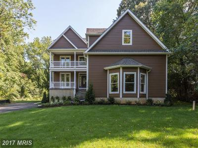 Annapolis Single Family Home For Sale: 1620 Clay Hill Road