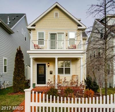 Annapolis Single Family Home For Sale: 816 Bay Ridge Avenue