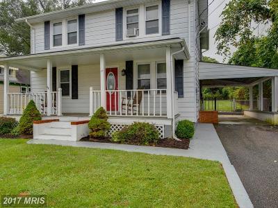 Annapolis MD Duplex For Sale: $285,000