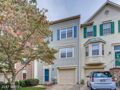 Crofton MD Townhouse For Sale: $349,900