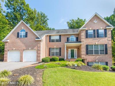Anne Arundel Single Family Home For Sale: 1569 Comanche Road