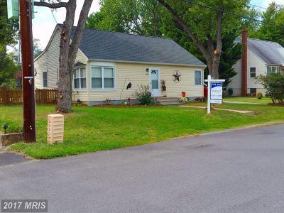 Arnold Single Family Home For Sale: 890 Doris Drive