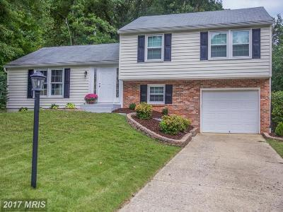 Anne Arundel Single Family Home For Sale: 641 Bay Green Drive