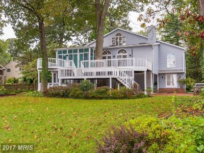 Crownsville Single Family Home For Sale: 381 Hemlock Trail