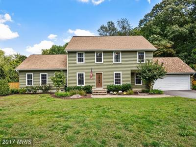 Crownsville Single Family Home For Sale: 959 Waterbury Heights Drive