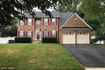 Anne Arundel Rental For Rent: 1610 Clarks Court