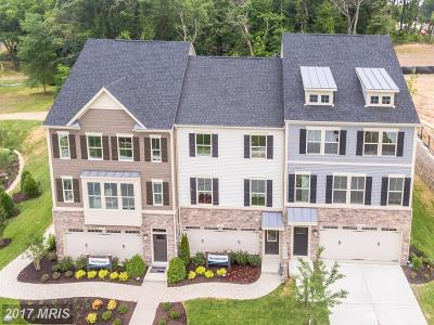 Anne Arundel Townhouse For Sale: 458 Marianna Road