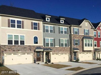 Anne Arundel Townhouse For Sale: 8319 Eagle Street