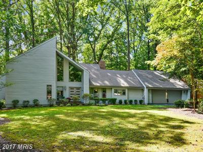 Annapolis Single Family Home For Sale: 552 Choptank Cove Court