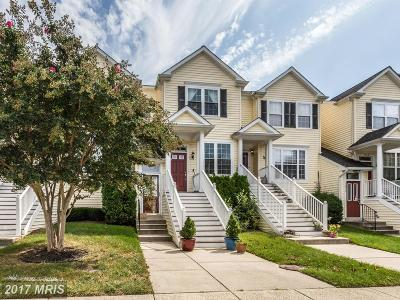 Crofton MD Townhouse For Sale: $246,500