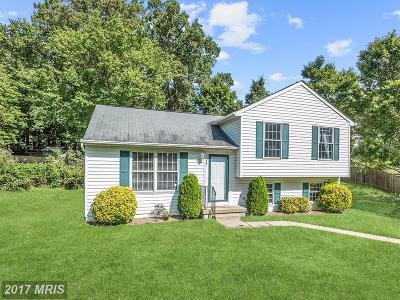 Annapolis Single Family Home For Sale: 2017 Valley Road