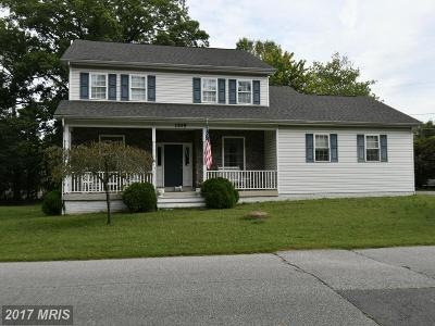 Edgewater Single Family Home For Sale: 1705 Cliff Drive