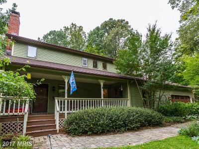 Annapolis Single Family Home For Sale: 1719 Woodlore Road