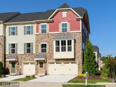 Glen Burnie Townhouse For Sale: 607 Fox River Hills Way