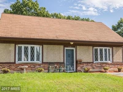 Glen Burnie Single Family Home For Sale: 216 Shana Road