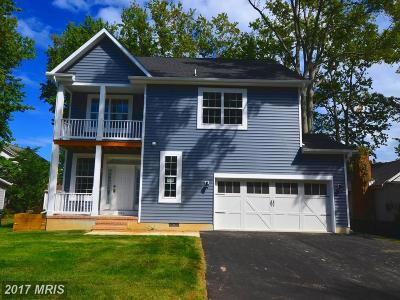 Anne Arundel Single Family Home For Sale: 5982 Fourth Street