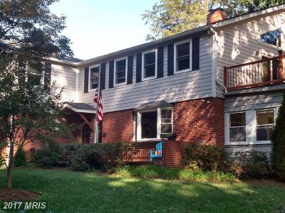 Denton, Church Hill, Annapolis, Stevensville, Upper Marlboro, Easton, Brandywine Single Family Home For Sale: 209 Norwood Road