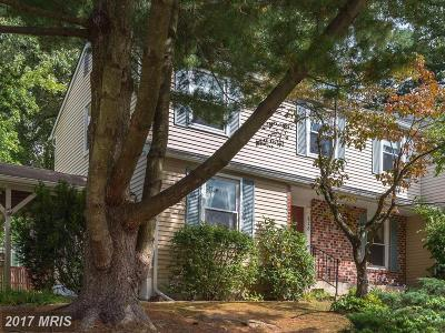 Severna Park Duplex For Sale: 628 Whittier Parkway