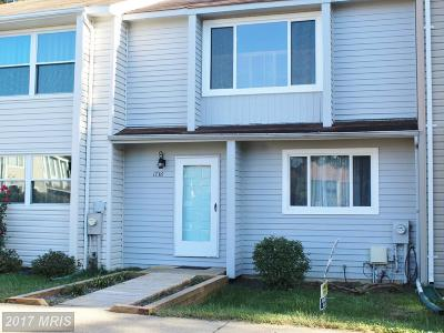Anne Arundel Rental For Rent: 1736 Woodtree Circle