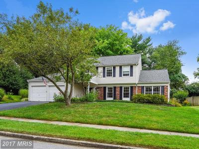 Crofton MD Single Family Home For Sale: $493,500