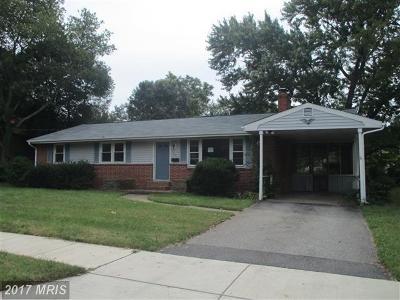 Severna Park Single Family Home For Sale: 525 White Oak Drive