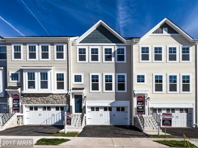Anne Arundel Townhouse For Sale: 606 Quarterpath Way