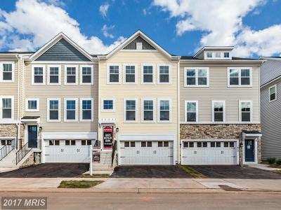 Anne Arundel Townhouse For Sale: 608 Quarterpath Way