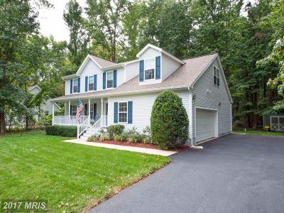 Edgewater Single Family Home For Sale: 3408 Glebe Drive