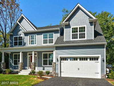 Anne Arundel Single Family Home For Sale: 1142 Riverview Drive