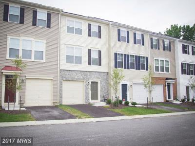 Anne Arundel Townhouse For Sale: 7613 Glaser Lane